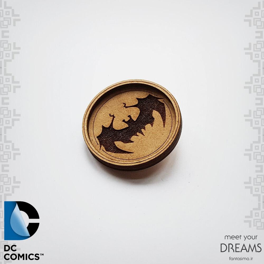 پیکسل چوبی بتمن- مدل دوم