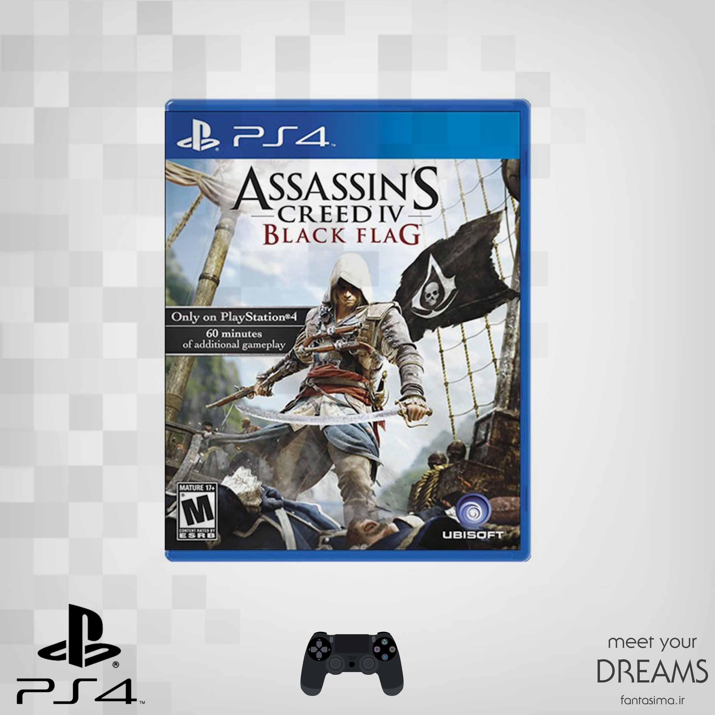 بازی assassin's creed black flag