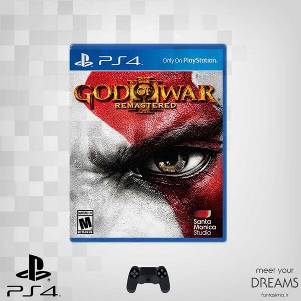 بازی god of war 3