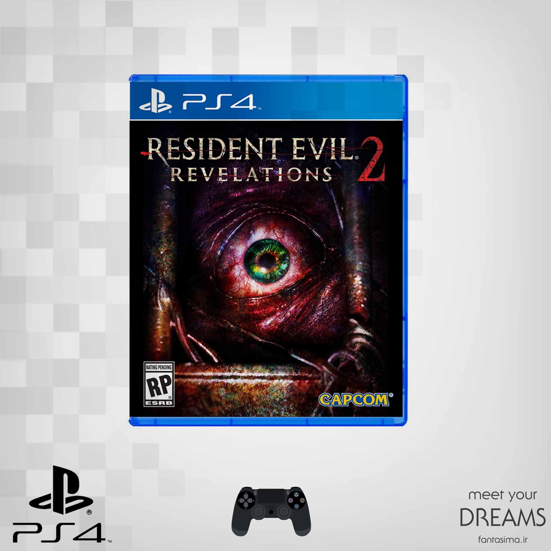 بازی  resident evil 2 : revelation