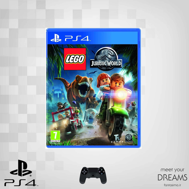 بازی  Jurassic World – LEGO