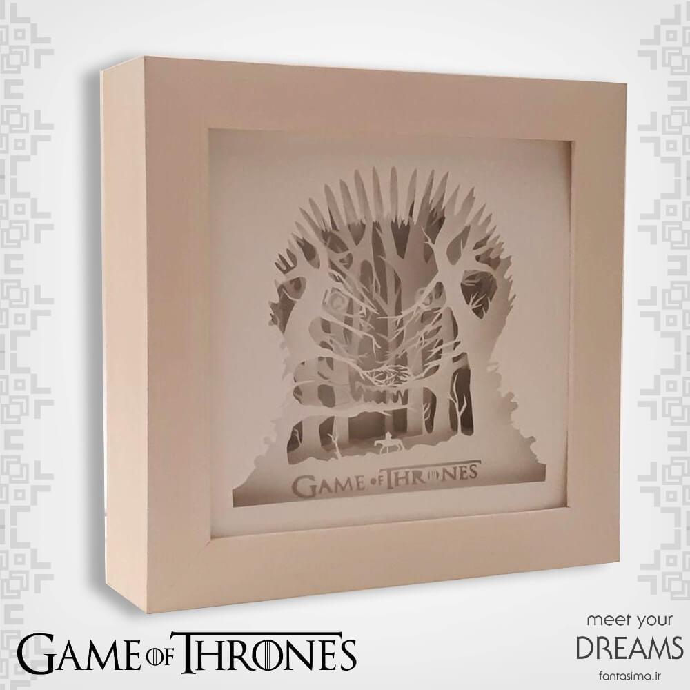 فانتزیآرت شدو باکس Game Of Thrones